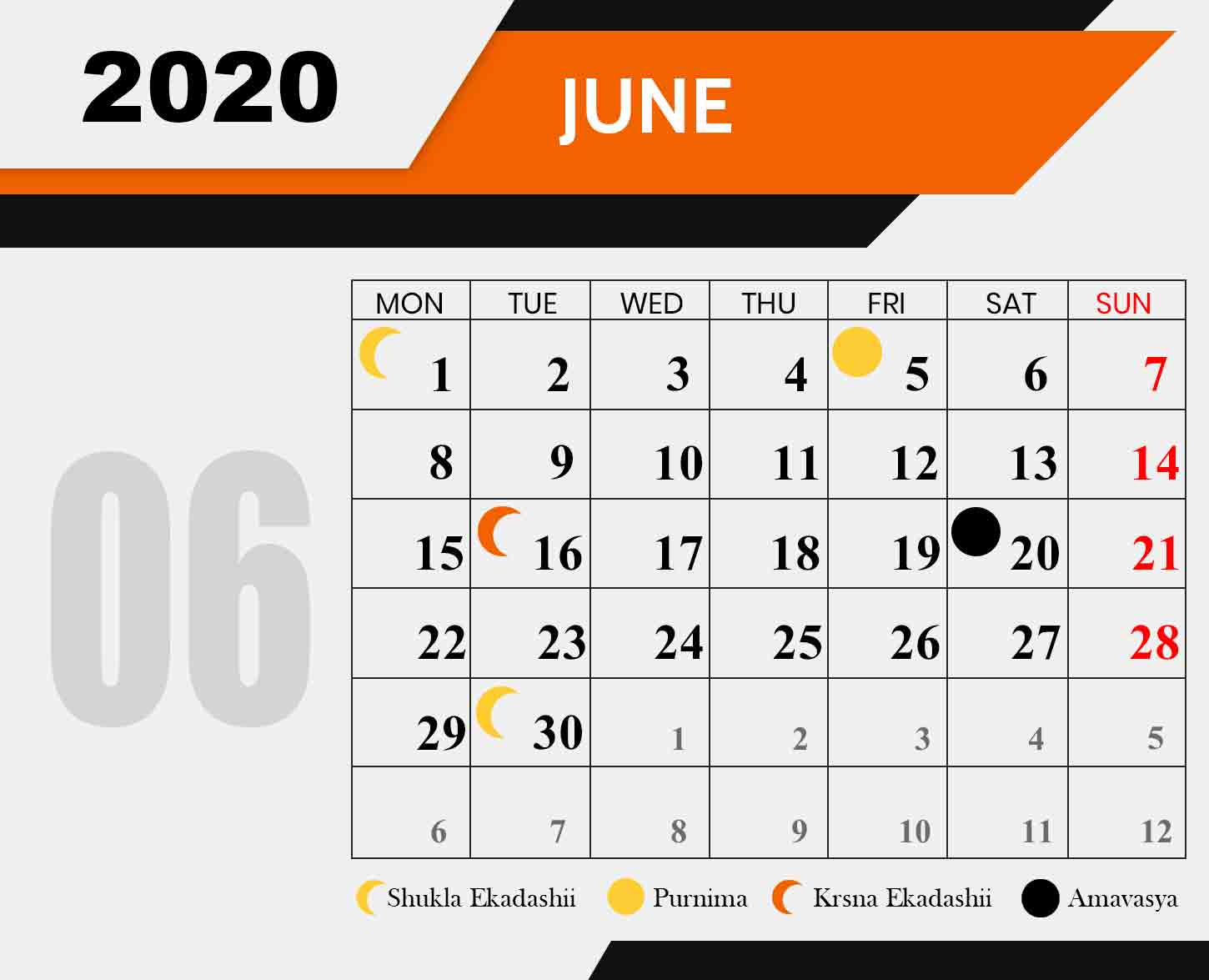 Ananda-Marga-Fasting-Chart-june-2020